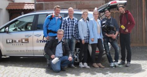 BURGHOLZ und Dorfmystery bei RTL-Hessen!