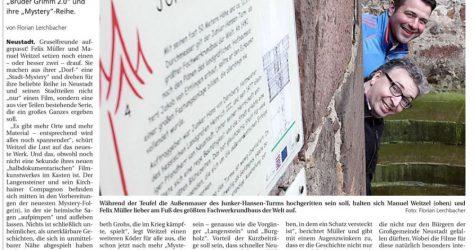 Ein Spielfilm über Neustadt und seine Ortsteile
